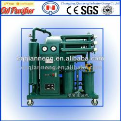 High Efficient Vacuum Transformer Oil PurifIer Series