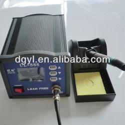 high frequency lead free soldering station