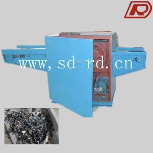High Output Textile waste Cutting Machine
