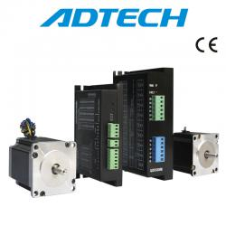 High-precision 2 phase hybrid stepper motor,56 Series with stepper motor drive