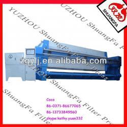 high pressure filter press for Sludge Dewatering Treatment 0086 13733849560