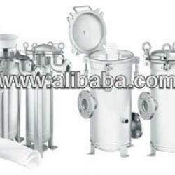 High Pressure Stainless Steel Filter Bag Housing
