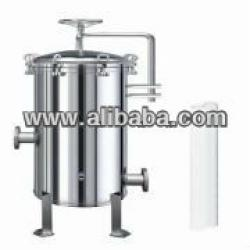 High Pressure Stainless Steel Filter Cartridge Housing