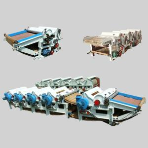 High production Cotton Yarn recycling machine & Cleaning Machine
