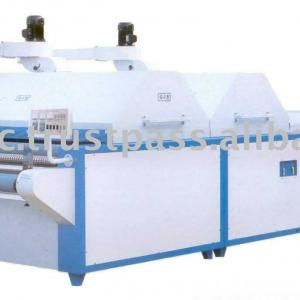 High Quality Automatic Multi-function Fabric Preshrunk Machine