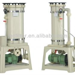 High quality Chemical filter Unit We can do as your requst