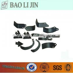 High Quality Cultivator Rotary Blade for farm and garden using