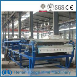 High quality horizontal vacuum belt filter (Capacity:2.4-12T/H) in mineral selection equipment