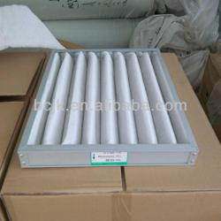 high quality pre efficiency washable filters, aluminium frame filter, high quality washable filters