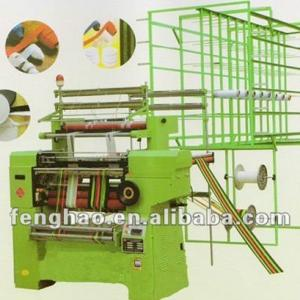 High speed automatic crochet machine