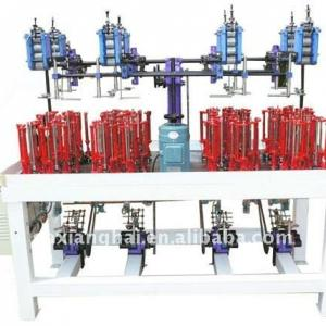 High Speed Flat Rope Braiding Machine