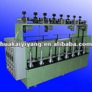 High speed Merging and Twisting Yar Machine(16Axlie)