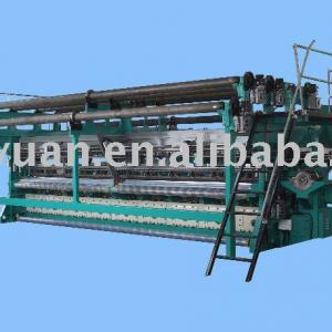 High-speed mosquito net making knitting machine