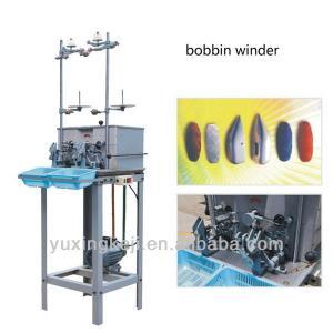 high speed thread winder machine