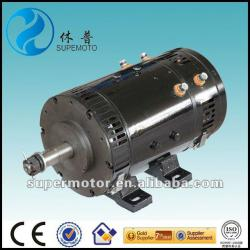 High torque 7.5kw 72V dc motor for convertion car