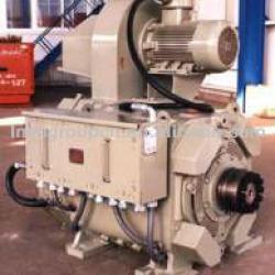 High torque 800 KW oil drilling DC motor