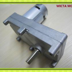 High torque low rpm dc motor 24v 12v dc gear motor