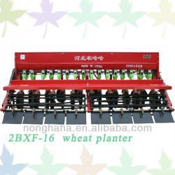 High working efficiency 2BXF-16,16 rows disc wheat seeder/ seeder/wheat seeder machine