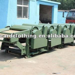 Hijoe-400 cotton/fabric waste recycling machine for waste fiber