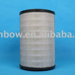 HITACHI air filter 4286128 4286130 Fleetguard AF25414 AF25412 Donaldson P821938 P821963