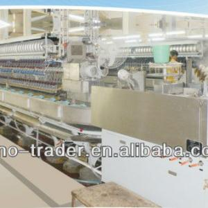HL 2010 Automatic Silk Reeling Machine