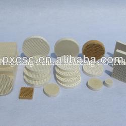 Honeycomb Ceramic Extruder