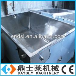 Horizontal Cheese Stainless Steel tank
