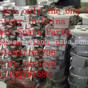 Hot!!Komatsu wheel loader pump for WA420 /WA470/WA520 /WA600 series .