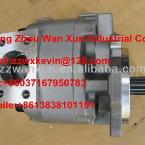 Hot!! Komatsu wheel loader pump WA320-3 series .