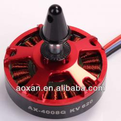 Hot sale! Big Pull Thermostability High Stability RC Multicopter Quadcopter Brushless Motor AX-4008Q