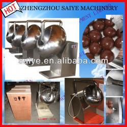 hot sale BY-1000 chocolate coating machine