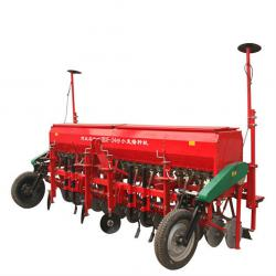 Hot sale corn and wheat seeder with ISO9001 certificate