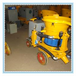 hot sale dry shotcrete machine