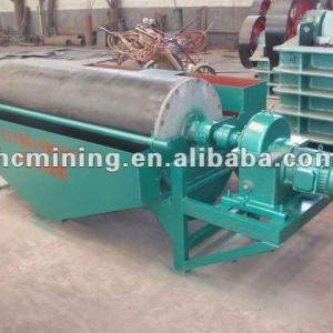 Hot Sale Magnetite Calcined Iron Ore Wet Type Magnetic Separator