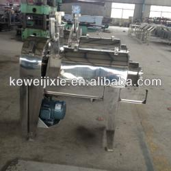 hot sale paddle finisher for fruit juice/ liquid separator