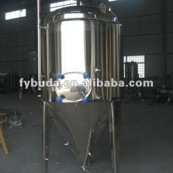 Hot Sale Popular Style Stainless Steel Beer Conical Fermenter
