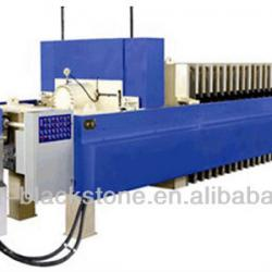 Hot selling sludge dewatering plate and frame filter press for mining or wastewater industry
