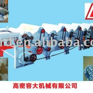 Hot! Six roller Cotton Waste Recycling Machine Model GM-410