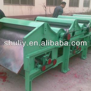 hot textile waste recycling machine/cotton processing machine/textile machine+0086 15838061730