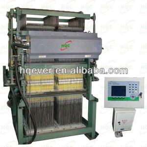 HQ1288 hooks High quality Electronic Jacquard Weaving Machine