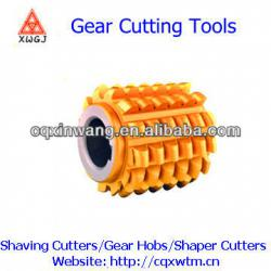 HSS relief grinding sprocket hob PITCH x ROLLER DIA 12.7x8.51