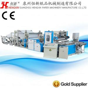 HX-GS-1575 Full Automatic toilet paper machine