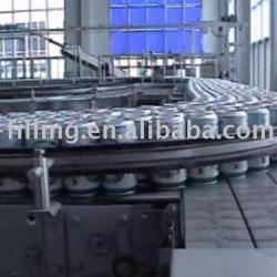 hy-filling beer CAN Filling plant