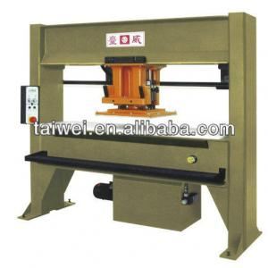 hydraulic cutting press /leather cutter /movable trolley press