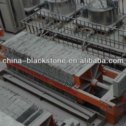 hydraulic membrane chamber filter press