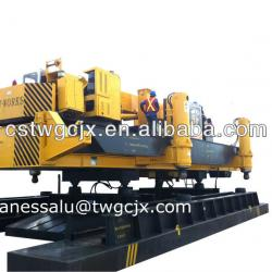 Hydraulic piling machine/ injection piling system