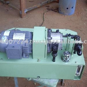 Hydraulic power pack 4