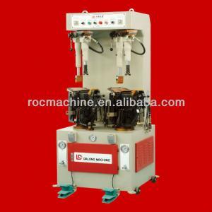 Hydraulic sole pressing machine/shoemaking machine