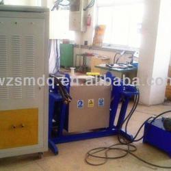 Hydraulic Tilting Induction Melting Furnace