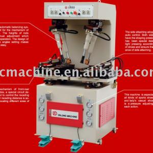 Hydraulic walled sole Pressing Machine